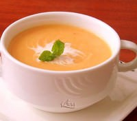 Говяжий суп пюре