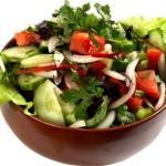 Овощной салат Деревенский