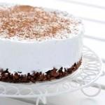 Творожный торт 183 ккал