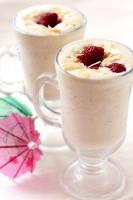 Молочный коктейль с мороженным