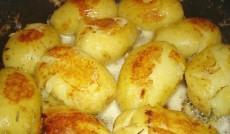Тающий картофель фото