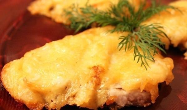 Говядина с сыром в сметане фото