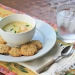 Лохикейтто – финский сливочный суп с лососем