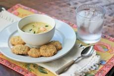 Лохикейтто – финский сливочный суп с лососем фото