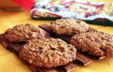 Овсяное печенье для тонкой талии фото