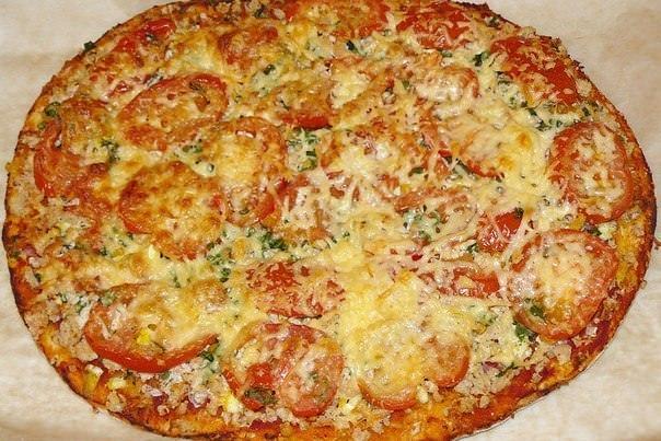 Пицца Любимица фото