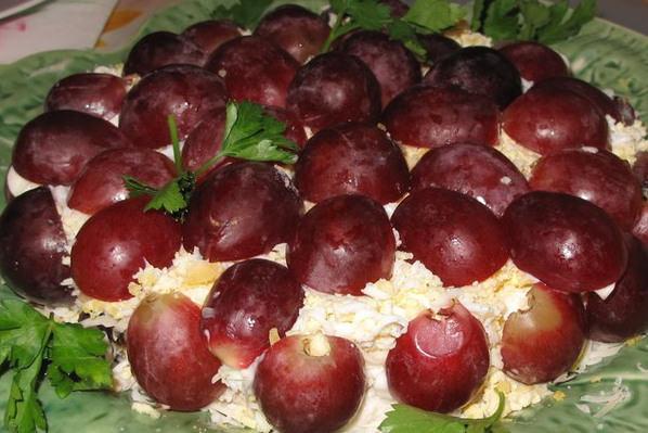 Салат от Тиффани