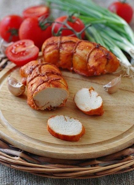 Рецепт вкусной пастромы куриной фото