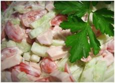 Салат Вкусный фото