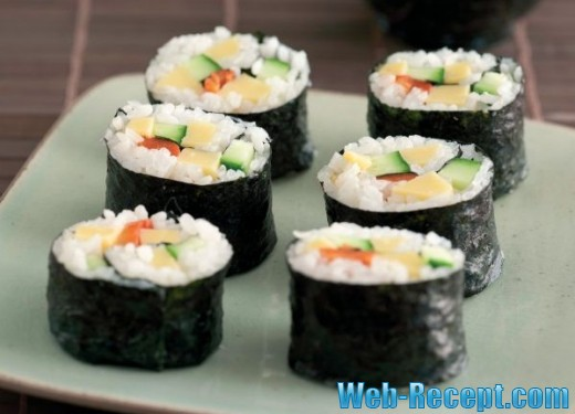 rolly-vegetarianskie