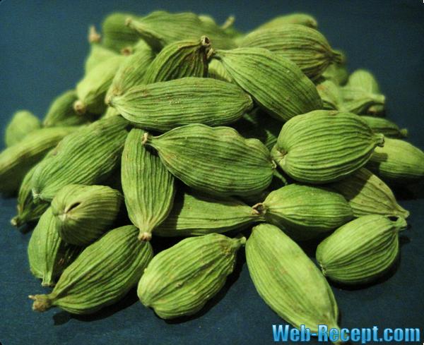 семена зеленого кардамона