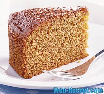 торт медовый домашний