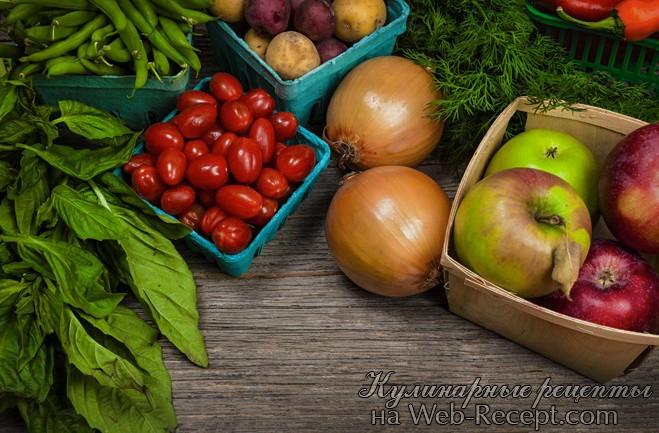 9 заповедей здорового питания фото