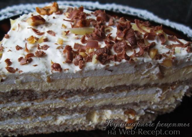 Египетский торт фото