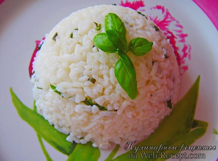 Как приготовить рис фото