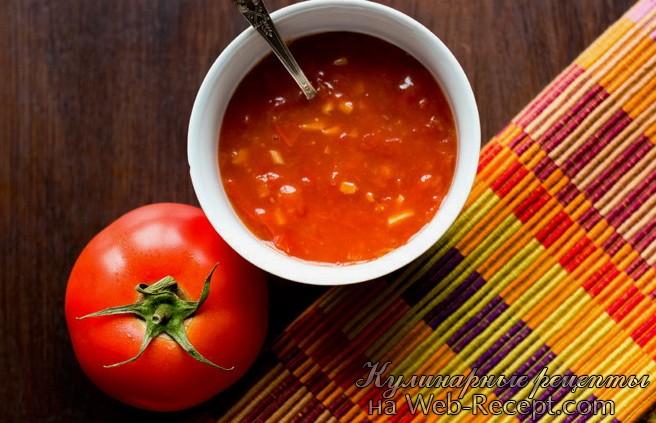 как приготовить кисло-сладкий соус фото
