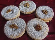 песочное печенье фото