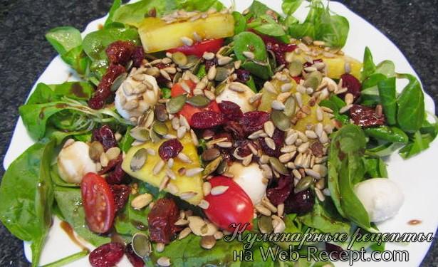 Восхитительный салат фото