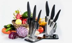 Плюсы и минусы керамических ножей фото