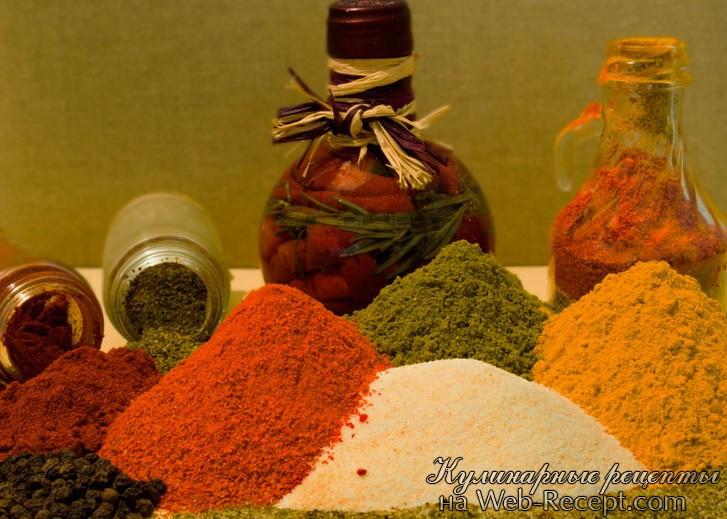 Применение специй в кулинарии фото