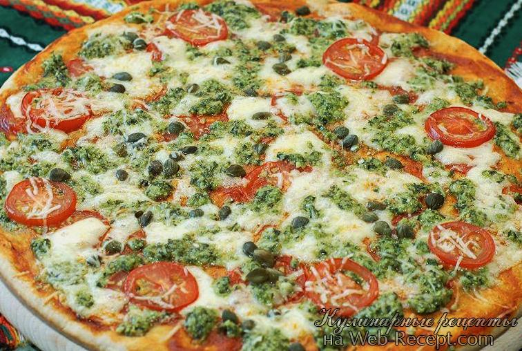 Попробуйте пиццу от пиццерии Pizza Sushi Man в Алматы фото
