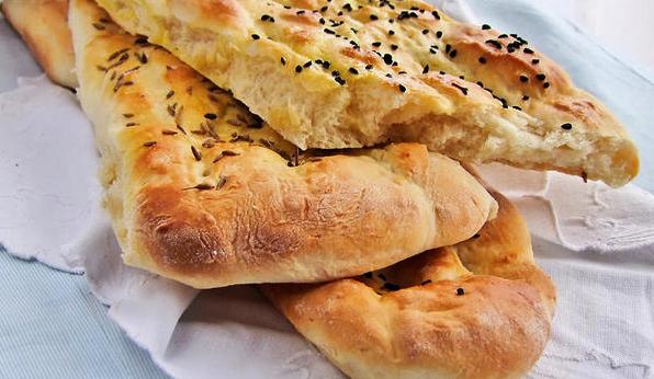 Персидский хлеб фото