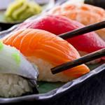 Суши с доставкой — ужин в японском стиле