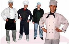Профессиональная одежда для поваров фото