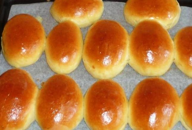 Пирожки с тушеной капусты фото