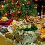 Блюда на новый год ч. 1 Новогодний ужин