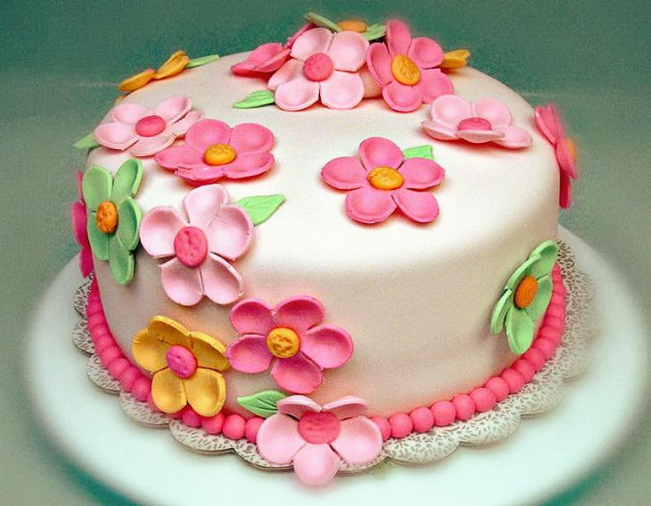 Торт для детей как украсить фото