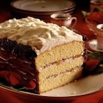 Блюда на новый год ч. 2 Торты и кексы