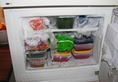 Какие продукты можно замораживать без вреда для них