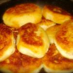Зразы картофельные