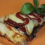 Пицца с грибами и сыром рецепт