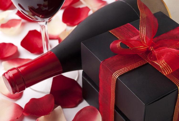 Вино как идея для подарка