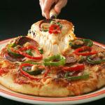 Как готовится пицца в пиццериях?