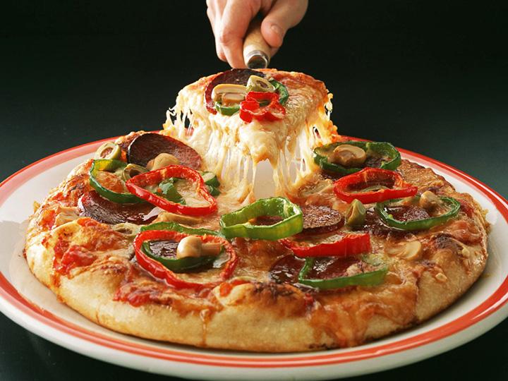 Как готовится пицца, процесс приготовления