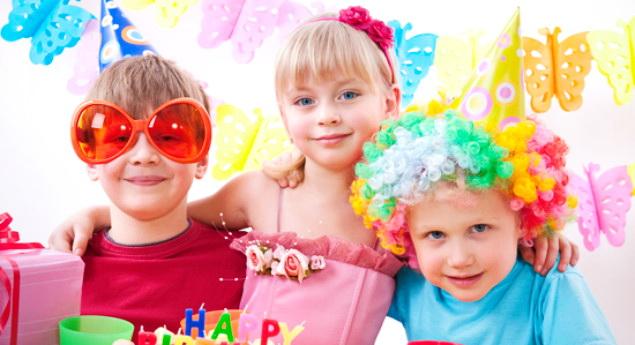 начинающий фотограф на детский праздник