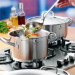 Как выбрать качественную посуду для кухни
