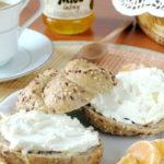 Творог с медом и инулином на завтрак