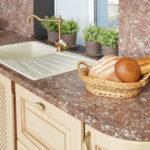 Плюсы и минусы различных видов столешниц для кухни