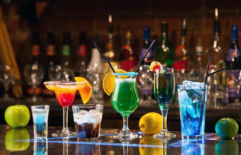 Как самому дома приготовить коктейли