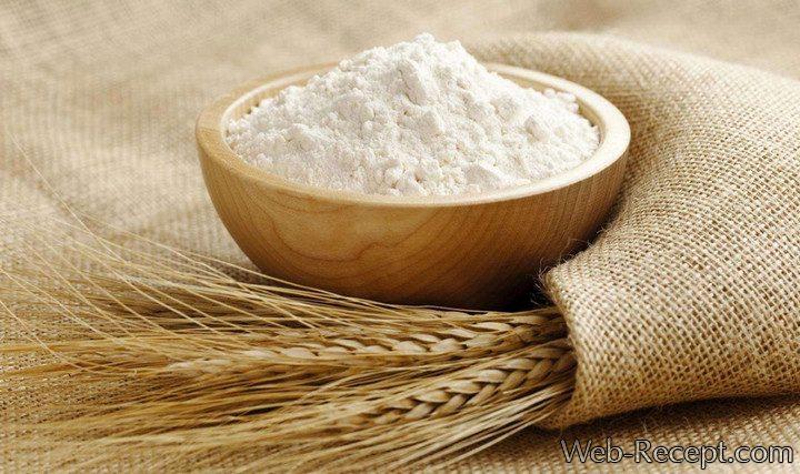 Особенности пшеничной муки высшего сорта