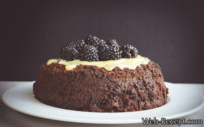 Как быстро сделать шоколадный торт
