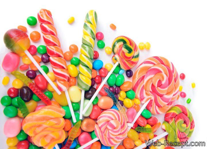 Сколько можно есть сладкого в день детям
