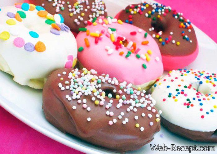 Американские пончики Донатсы