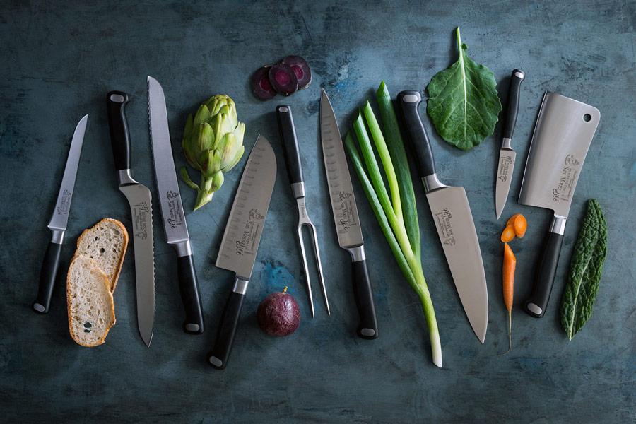 Какие ножи должны быть на кухне